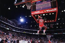Black History Month: Michael Jordan