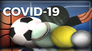 COVID-19 impacts professional sports