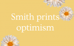 Navigation to Story: Smith prints optimism