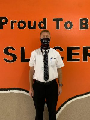Alber leads LPHS during pandemic