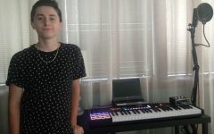 Navigation to Story: LPHS student musician on the rise