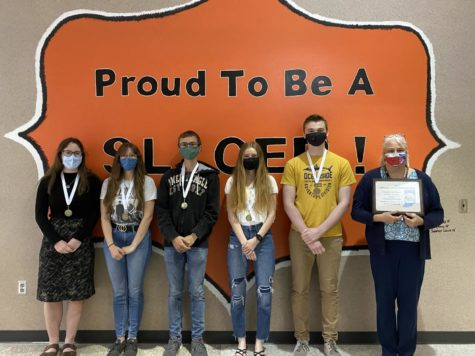 Envirothon places fourth at state