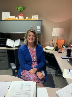 Hunt hikes up to assistant principal