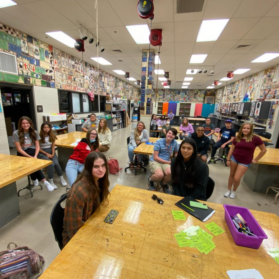 Student Council readies for the 2021-2022 school year
