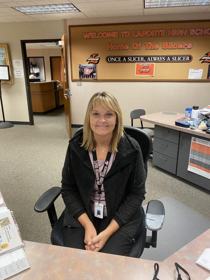 Conklin takes over Slicer office