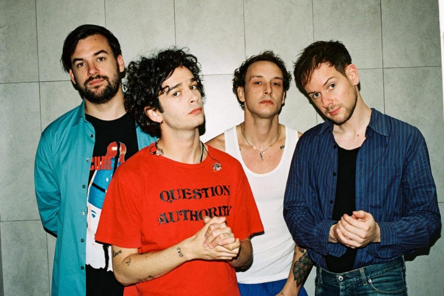 Ranking songs by The 1975
